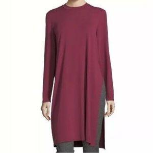 Eileen Fisher Caftan Jersey Dress